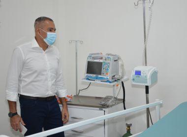 Alagoinhas inaugura UPA 24h; unidade será referência para pacientes com Covid-19