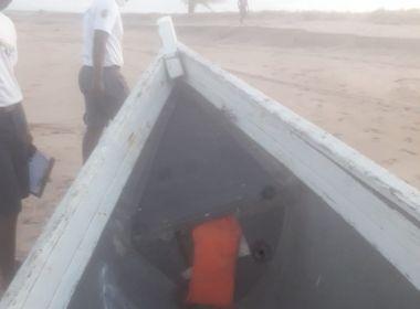 Camamu: Casal morre após naufrágio de barco; sobrinha conseguiu se salvar