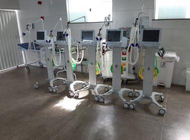 Governo estadual doa cinco respiradores para UPA 24h em Itabuna