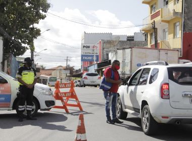 Mais 5 bairros de Lauro de Freitas terão medidas restritivas a partir desta quarta-feira