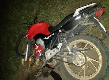 Conquista: Motociclista morre após colisão com carro; motorista estava alcoolizado