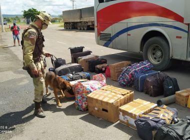 Itaberaba: Foragido e integrante do Baralho do Crime é preso quando viajava em ônibus