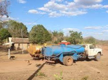 Prefeituras de Aporá, Esplanada e Acajutiba ficam desobrigadas de fornecer 150 carros-pipa