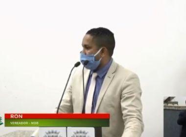 Feira: Vereador faz ameaça de morte a colega durante sessão