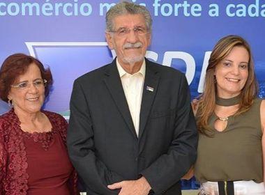 Conquista: Herzem Gusmão terá filha de atual vice como parceira de chapa em eleição