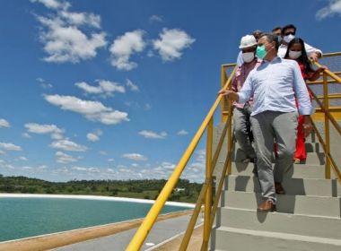 Baixa Grande: Novo sistema de abastecimento é entregue a moradores