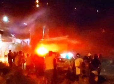 Itambé: Homem é encontrado carbonizado após ter casa incendiada