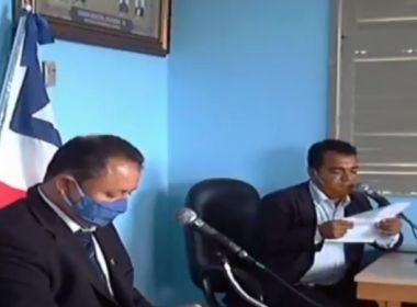 Olindina: Vice-prefeito é 'obrigado' a assumir prefeitura após 'ninguém' querer cargo