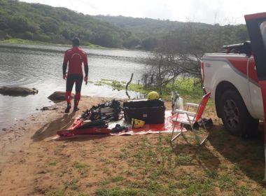 São Gonçalo dos Campos: Bombeiros encontram corpo desaparecido no Rio Jacuípe