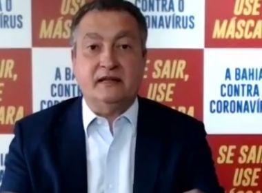Rui anuncia flexibilização de transporte intermunicipal em mais 303 cidades