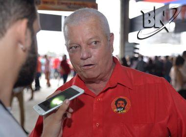 Ex-presidente do PT-BA é candidato em Ilhéus contra prefeito da base de Rui