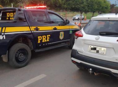Barreiras: Homem é preso com carro alugado que deveria ser entregue há quase 3 anos