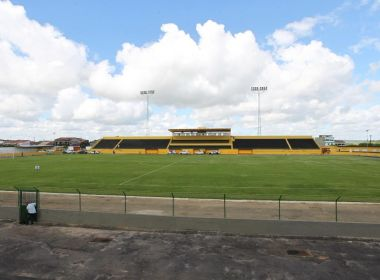 Catu: Estádio Municipal Antônio Pena é entregue para população após reforma