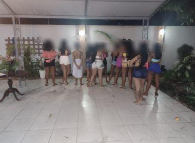 Festa com som alto e maconha é encerrada pela PMem Lauro de Freitas