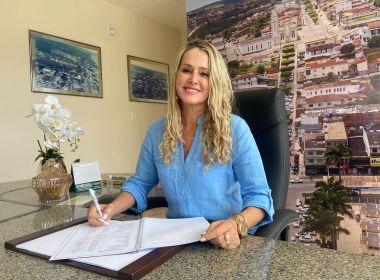 Prefeita de Jaguaquara nomeia sobrinho e nora para comando de secretarias municipais