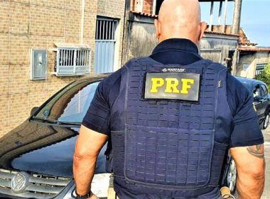 Simões Filho: Falso soldado não consegue cantar hino e é preso com carro roubado