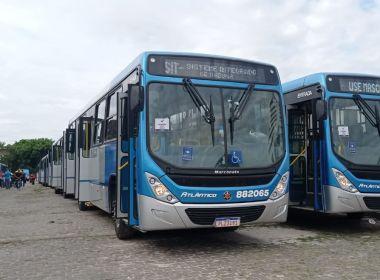 Itabuna: Ônibus coletivos voltam a rodar depois de 11 meses