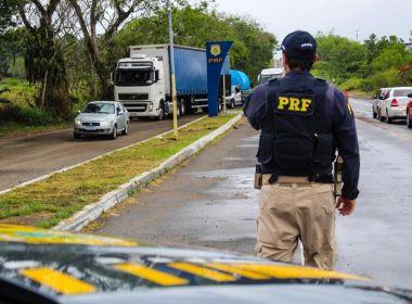 Suspenso, carnaval tem mesmo n° de mortes do ano passado em BRs da Bahia