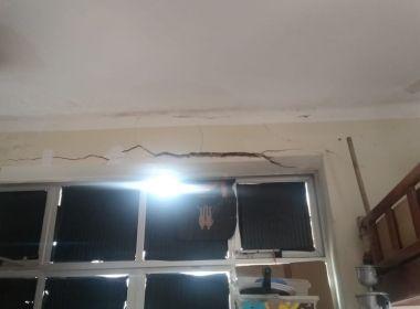 Boquira: Jovens tentam evitar despejo de residência estudantil; local tem estrutura degradada