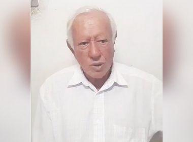 Ex-prefeito de Serrolândia acusado de estupro é preso durante operação