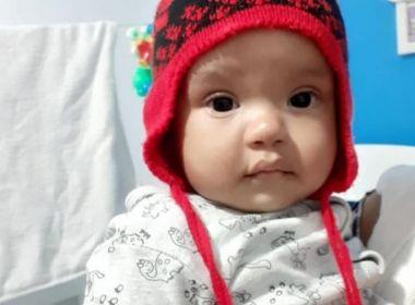 Família organiza vaquinha de R$ 120 mil para tratamento de criança com anemia falciforme