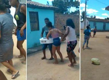 Itaetê: Família desenterra corpo de criança após 'visão' de pastor