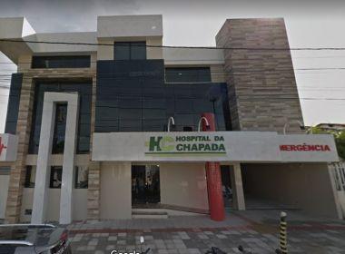 Itaberaba: Hospital opera com 100% de UTIs para Covid-19 ocupadas