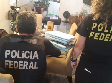 Ilhéus: PF cumpre mandados contra advogado suspeito de não devolver documentos