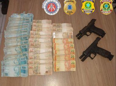 Suspeitos de atuar em ataque a 3 bancos de Correntina morrem em ações policiais