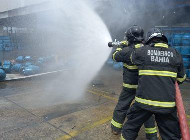 São Francisco do Conde: Explosão em empresa de gás mata 1 pessoa e fere 2 de forma grave