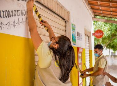 Conceição do Coité: Estabelecimentos são interditados após provocarem aglomerações