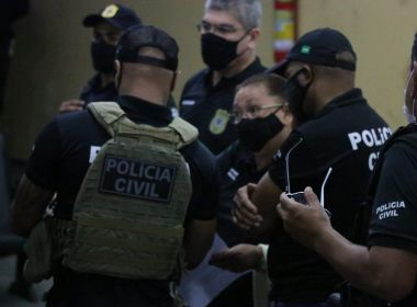 Operação cumpre mandados contra grupo que ameaçou prefeita de Cachoeira