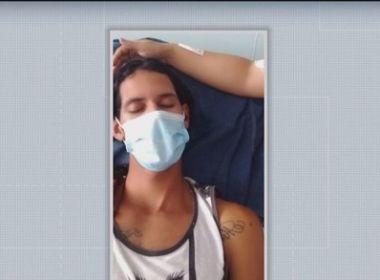Ilhéus: Família faz apelo e jovem com tumor consegue transferência para hospital