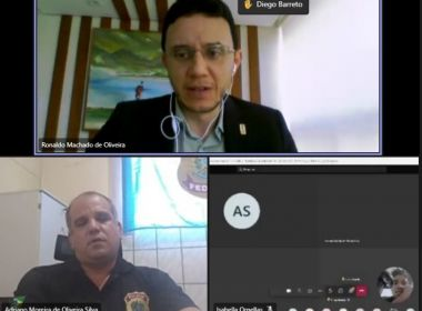 GESTÃO PAULO BONFIM: POLICIA FEDERAL CUMPRE 16 MANDADOS DE BUSCA E APREENSÃO EM JUAZEIRO