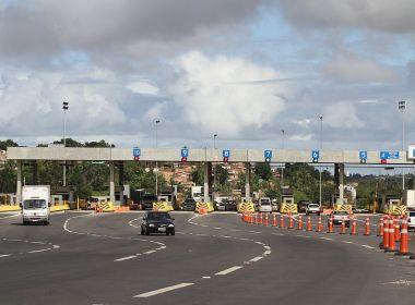 Simões Filho: Tarifa para veículos menores em pedágio sobe para R$ 4,90