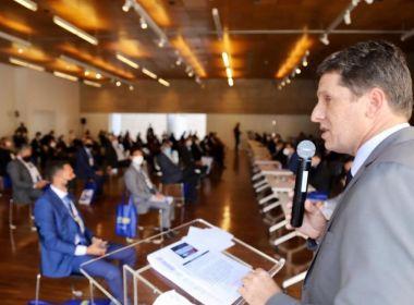 Em Brasília, prefeitos pressionam bancada baiana para votação das pautas municipalistas