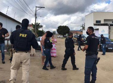 Eunápolis: Família de ciganos é alvo de operação contra fraude em locação de veículos