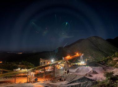 Caetité, Jacobina e Itagibá reuniram 51% da produção mineral da BA em agosto