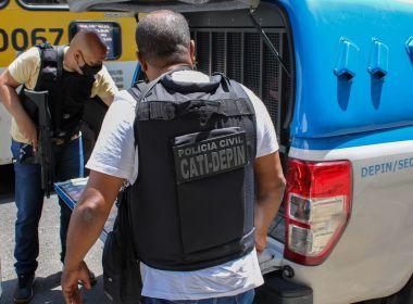 Santo Amaro: Polícia prende homem que cegou ex-mulher; pais dele também são detidos