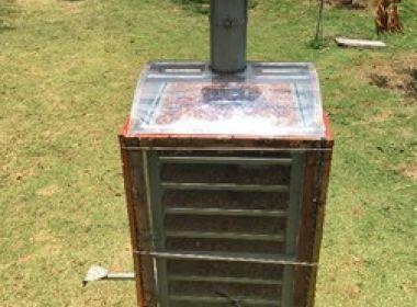 Sistema de secagem de cacau criado na UESC tem patente reconhecida pelo INPI