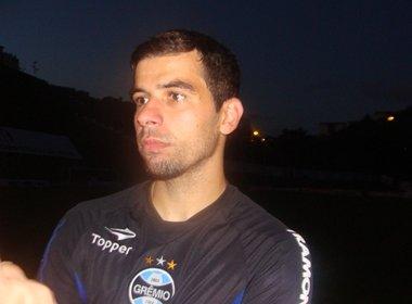 André Lima fala em jogo difícil diante do Bahia