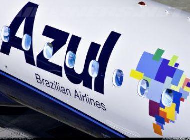 Azul Linhas Aéreas já é terceira maior do país