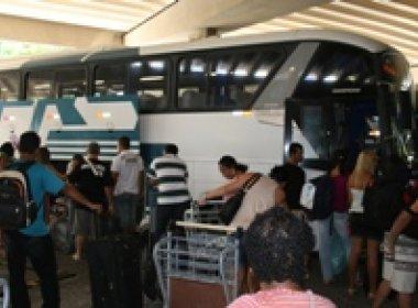 Cerca de 210 mil pessoas devem passar pela rodoviária no São João, estima Agerba