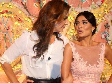 'Gabriela': Ivete Sangalo e Juliana Paes se desentendem