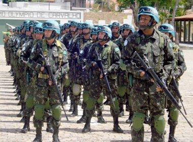 Brasil tem munição para apenas uma hora de guerra, diz portal