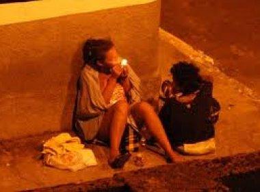 Brasil é o segundo país que mais consome cocaína e crack