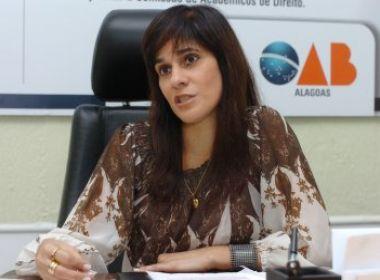 Denúncia de esquema de compra de votos pode impugnar candidatura de Rachel Cabús à Presidência da OAB-AL