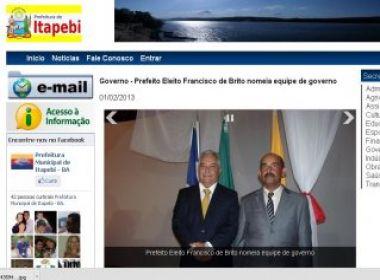 Itapebi: Secretário nomeado reside em Mato Grosso do Sul e despacha a distância