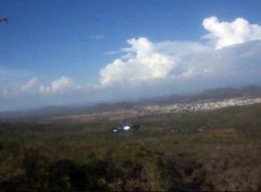 Bonfim: Ciclistas fotografam suposto disco voador na serra do Gado Bravo