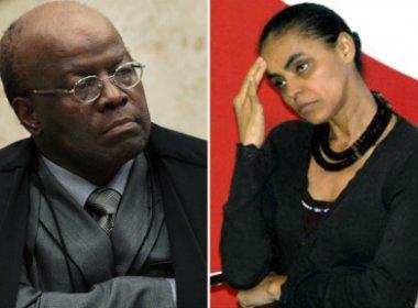 Marina Silva e Joaquim Barbosa poderiam forçar segundo turno em eleição presidencial